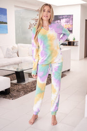 Jessica Tie Dye Knit Set-Style Trolley