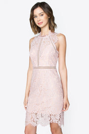 The Steph Lace Sheath-Dress-Style Trolley