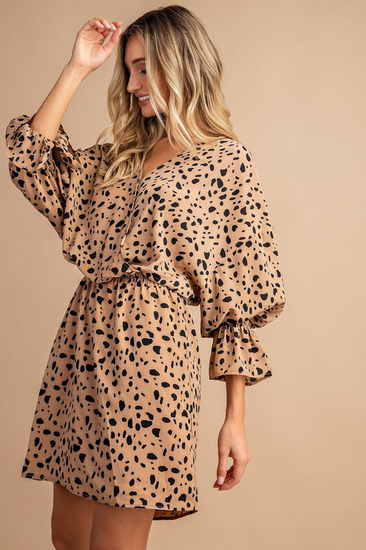 The Lisette Wrap Dress-Dress-Style Trolley