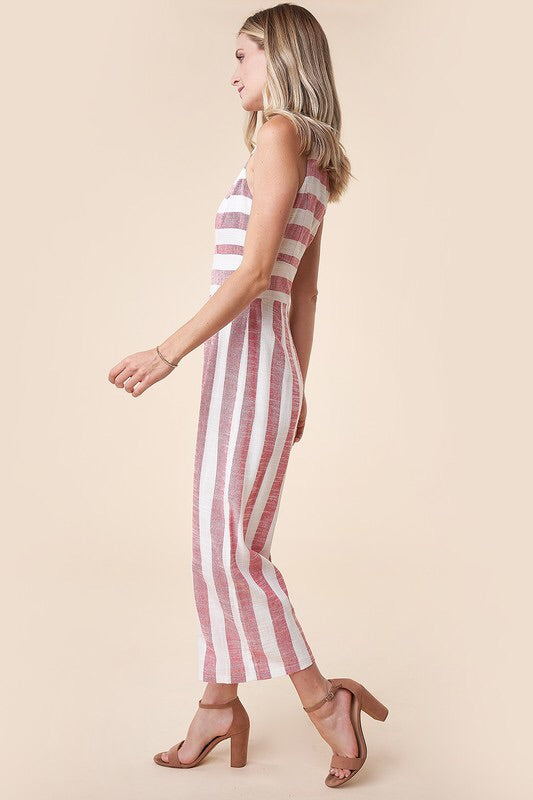 Laney Wide Leg Jumpsuit-Jumpsuit-Style Trolley
