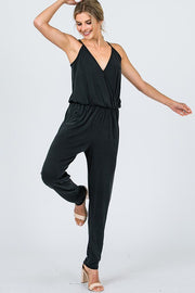 Alison Spaghetti Strap Jumpsuit-Jumpsuit-Style Trolley