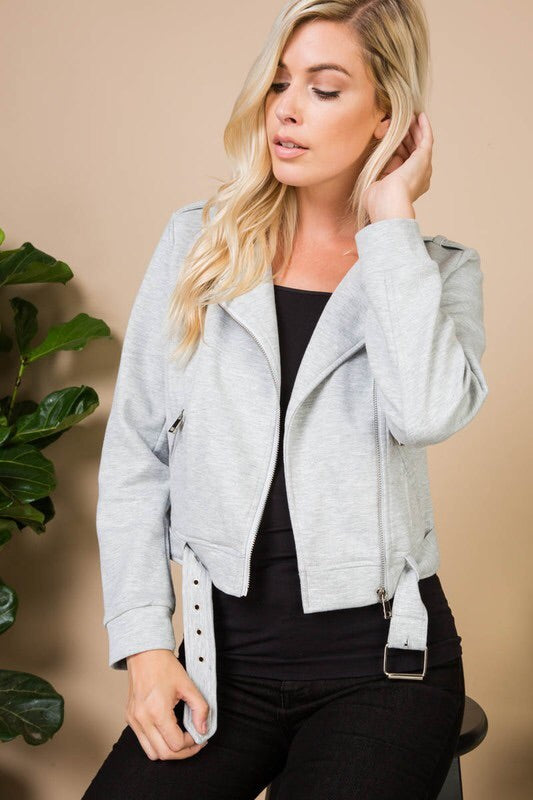The Angelina Moto Jacket-Jacket-Style Trolley