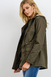 Utility Parka (French Gray)-Jacket-Style Trolley
