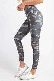 Camo Pattern Leggings