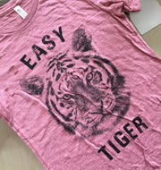 Easy Tiger Laser Cut Tee-T-shirt-Style Trolley