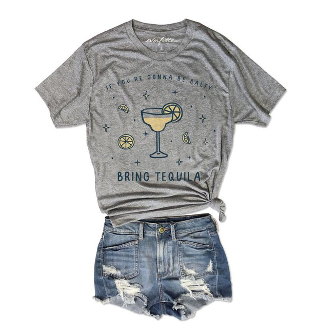 Bring Tequila Unisex T-Shirt-Style Trolley