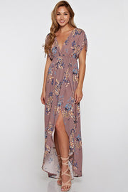 Empire Waist Maxi-Dress-Style Trolley