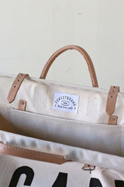 Forestbound ESCAPE Weekender Canvas Tote-Handbag-Style Trolley