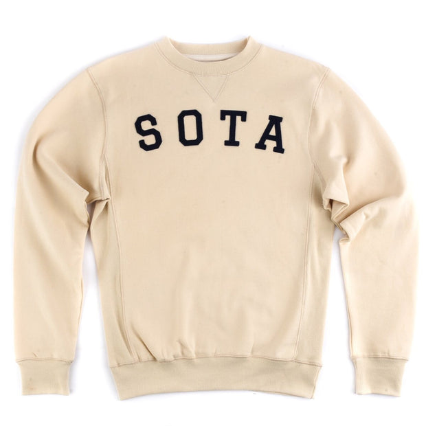 The Mandy Sota Crewneck-Sweatshirt-Style Trolley
