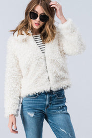 The Alissa Teddy Bear Jacket-Jacket-Style Trolley