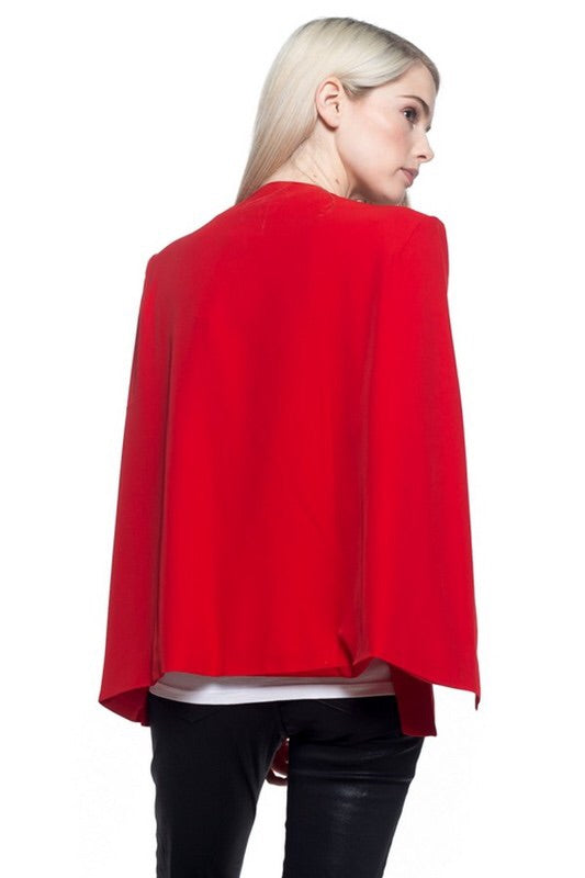 Joy Cape Blazer-Cape-Style Trolley