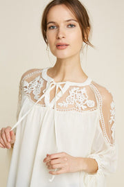 The Gracie Lace Blouse-Top-Style Trolley