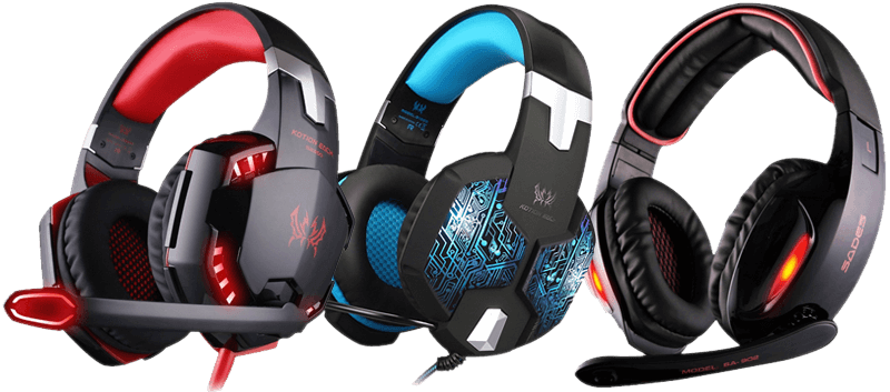 Best Gaming Headsets in 2018 for PS4, Xbox, PC, and Mobile