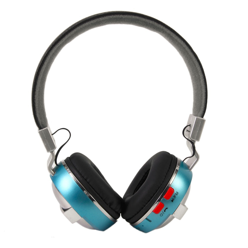 Foldable Bluetooth V4.1 Headphone Stereo Headset Microphone Noise Canceling Wireless Headset For Tablet Mobile Phone