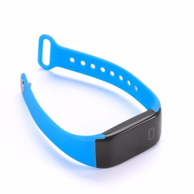 Outdoor Wearable Activity tracker Faashion Pulsera For Sports Seguimiento del movimiento Heart Rate Monitor Pedometer Fitness