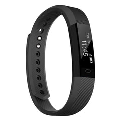 Fitness Tracker Smart Bracelet ID115 Bluetooth Call Remind Remote Self-Timer Smart Watch Activity Tracker Calorie Counter Wireless Pedometer Sport Band Sleep Monitor for Android iOS Phone