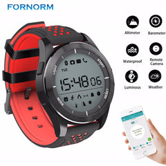 FORNORM Bluetooth Smart Bracelet Sport Watch - Fitness Tracker