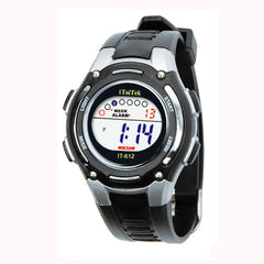 Children Boys Girls Swimming Sports Digital Waterproof Wrist Watch