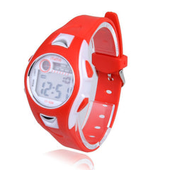 Children Boys Girls Swimming Sports Digital Wrist Watch Waterproof