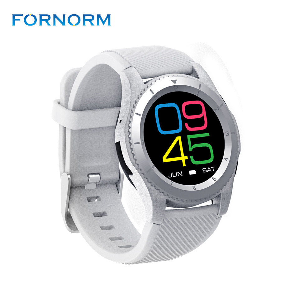 G8 Bluetooth Smartwatch Phone Support SIM Heart Rate Monitor Anti-lost Pedometer Sleep Monitor Wearable Devices for Android iOS
