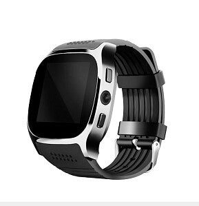 Powstro T8 Bluetooth Sport Heart Rate Smart Watch Phone 1.54 inch Touch Screen Support SIM TF Card For Android IOS Smartphones