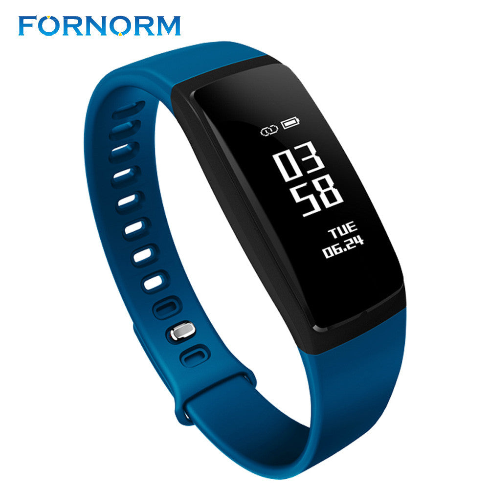 Multifunctional IP67 Waterproof Bluetooth Heart Rate Monitor