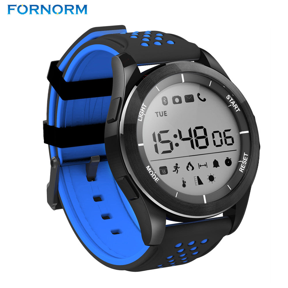 FORNORM F3 Smart Bluetooth Bracelet Waterproof IP68 Outdoor Mode Sport Watch Fitness Tracker Wearable Information Reminder