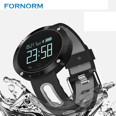 FORNORM Smart Watch Fitness Tracker Activity Monitor and Sleeping Management Heart Rate Monitor Blood Pressure Tracker Pedometer