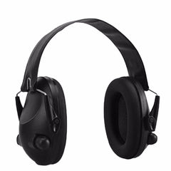 Noise Canceling Tactical Shooting Headset Anti-Noise Sport Hunting Electronic Shooting Earmuff Headphone hearing protection