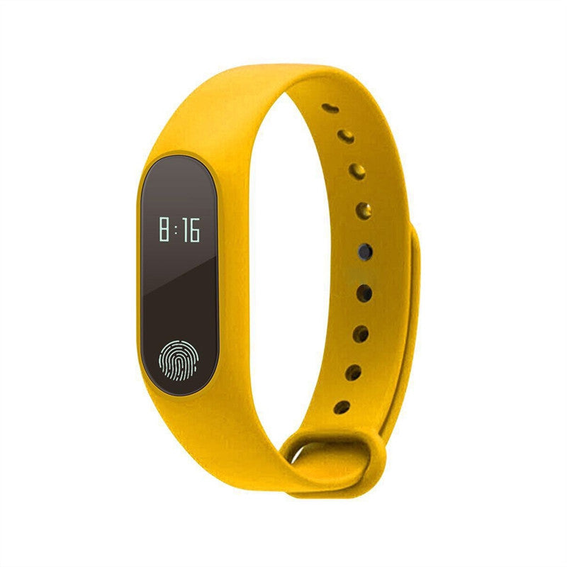 Waterproof Smart Heart Rate Watch Fitness Activity