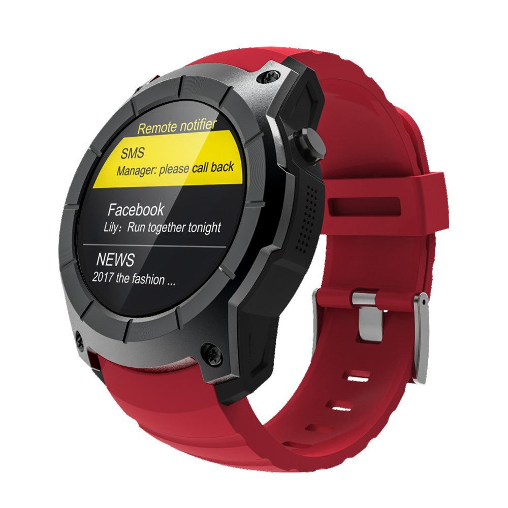 GPS 2G BT Smart Heart Rate Sport Watch