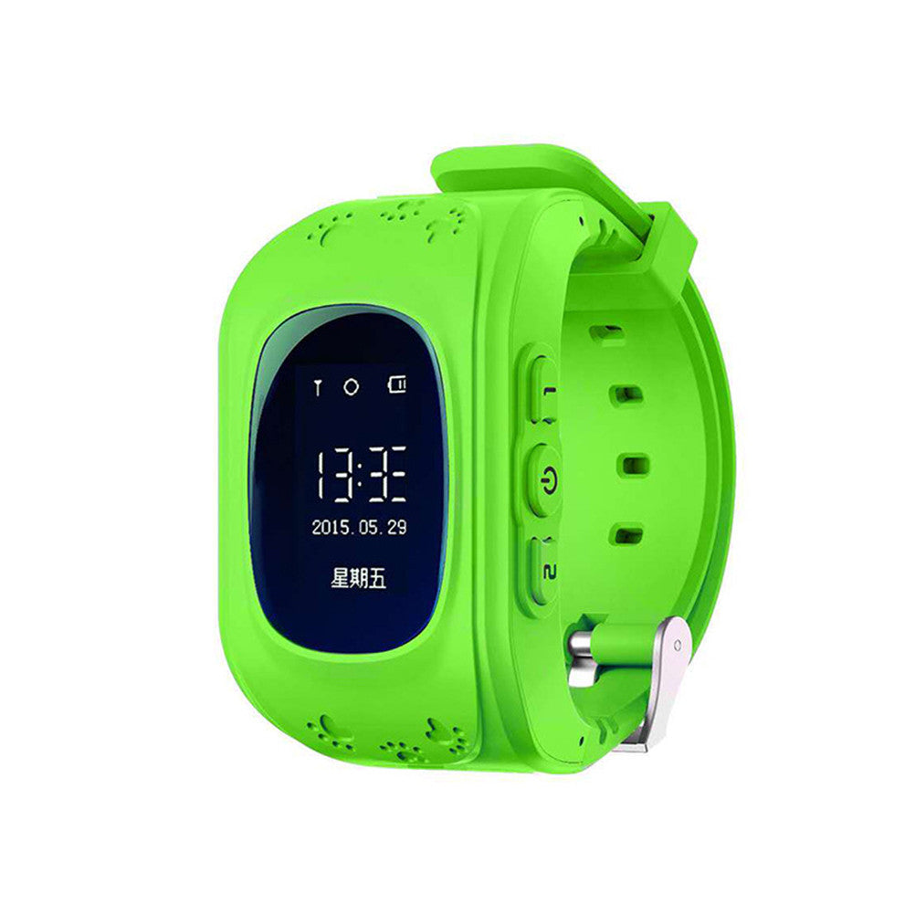 GPS Smart Safe Watch Children