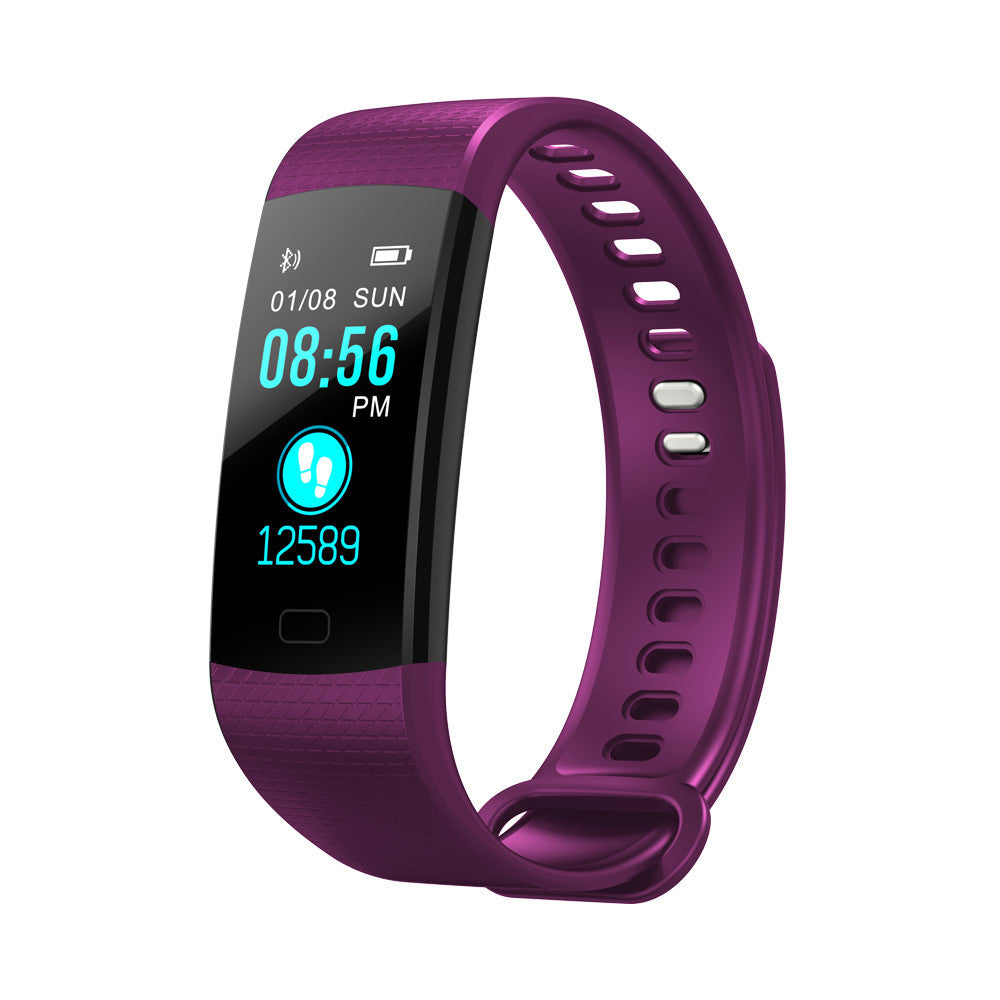 Smart Watch Sports Fitness Activity Heart Rate Tracker Blood Pressure Watch