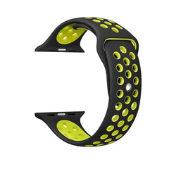 Silicone Replacement Band Watch 38-42mm for Apple Watch Nike iWatch Series 1 2 3