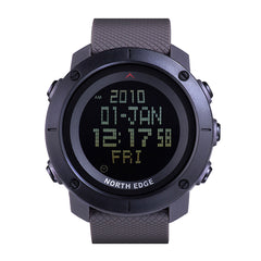 NORTH EDGE TANK Outdoor Sports Watch