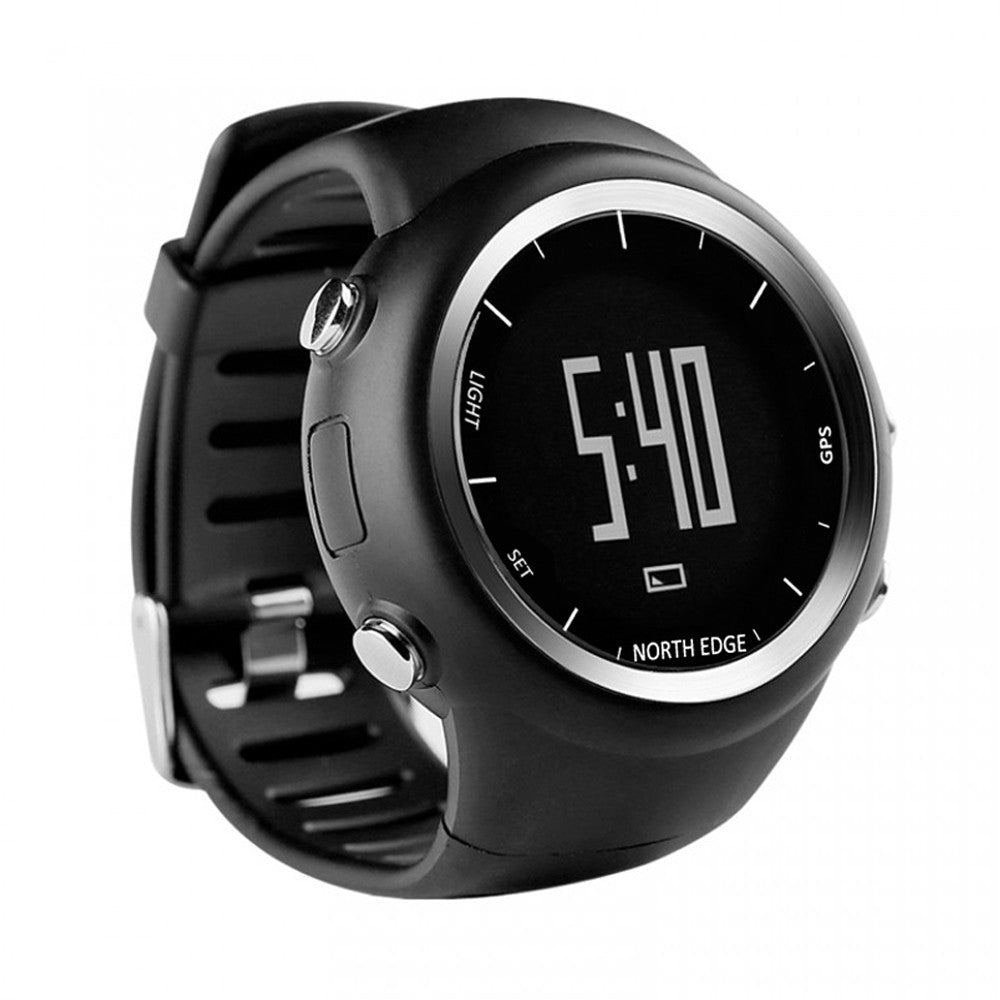 NORTH EDGE X-TREK GPS Digital Sport Watch