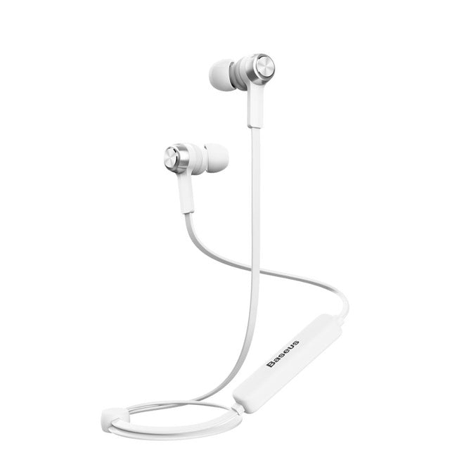 Baseus B11 Magnet Wireless Bluetooth Earphone Sport V4.1 Bluetooth Headset Headphone With Mic Stereo Earbuds For iPhone Xiaomi