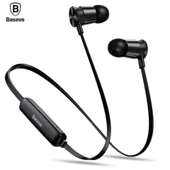 Baseus S07 Bluetooth Earphone Sport Wireless Headphone With Mic Stereo Magnet Wireless Headset Earbuds For Phone Fone De Ouvido