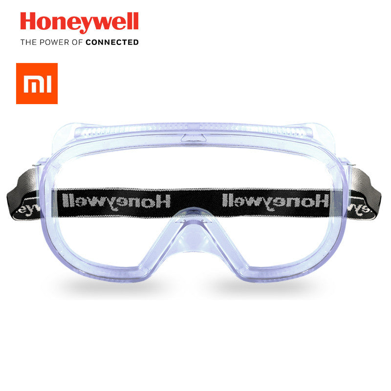 2018 new xiaomi mijia honeywell Anti-Fog Antisand windproof Anti Dust Resistant Transparent work Glass For xiaomi smart home kit