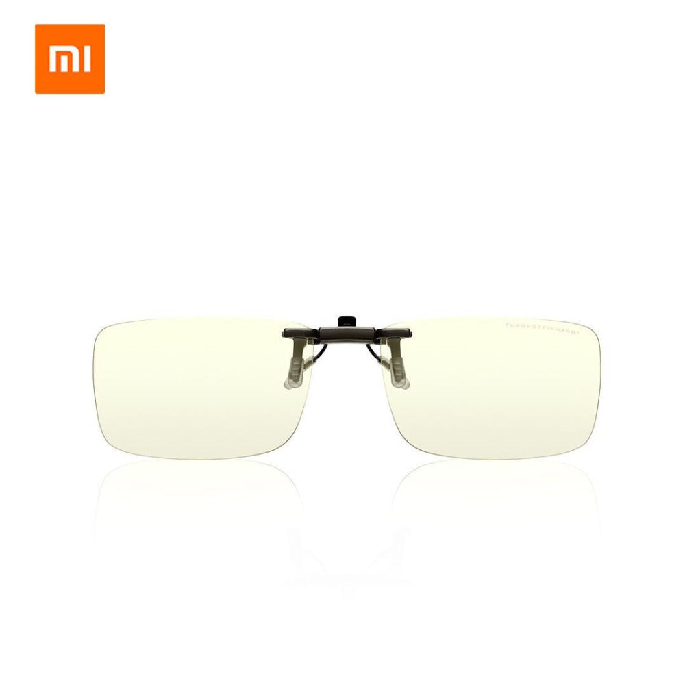 Original Xiaomi Mijia Mi TS 35% Anti-blue-rays Clip TAC Lens Zinc alloy Clip 110 Degree random upturn Eye Protector Fo Man Woman