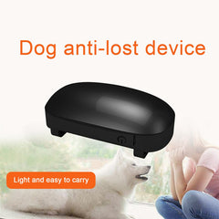 Mini ABS Pet GPS Tracker Real Time Locator For Kids Cats Dogs Animal Collar Tracking Electronic Fence Location Tracking