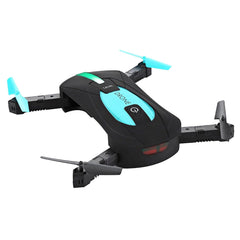 Premium 2.4GHz Pocket Mini Selfie Foldable Drone Camera RC Quadcopter Drone 30W WiFi Image Pixels