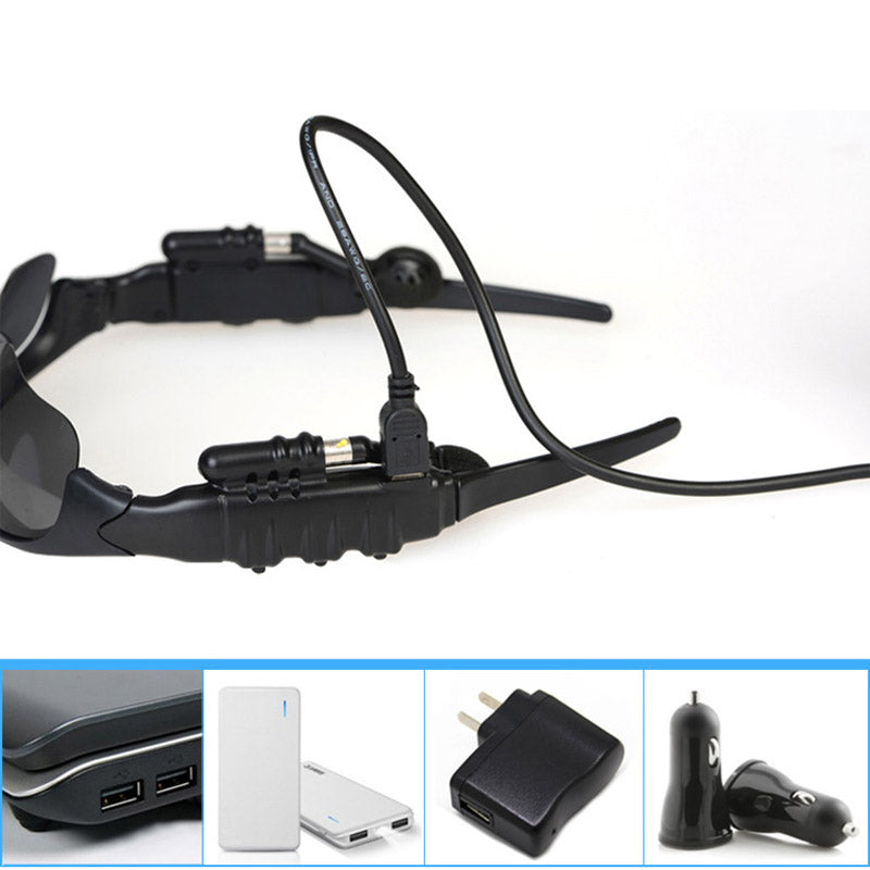 Smart Glasses Bluetooth Earphone Sunglasses Wireless Stereo For Sport Outdoor B2Cshop