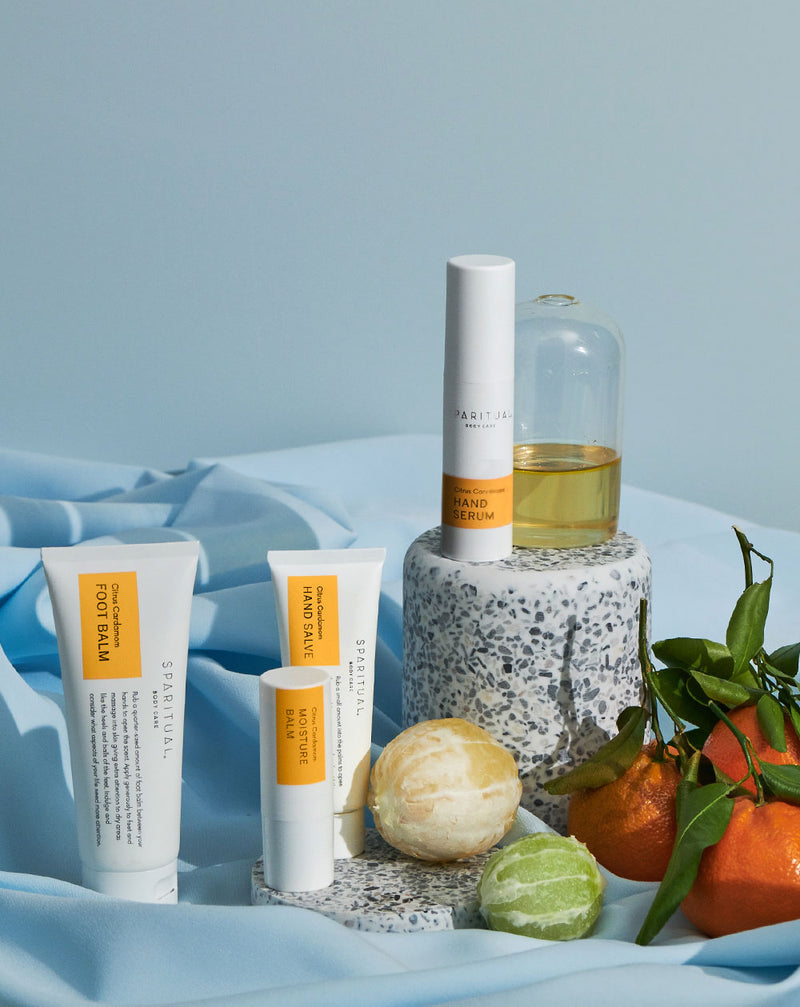Sparitual Body Care For Everybody Sustainable Vegan Cruelty Free