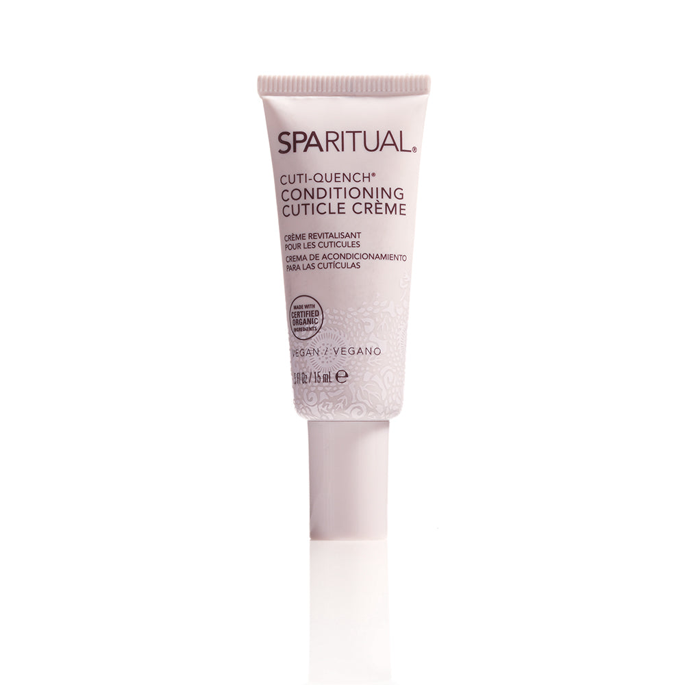 Manicure and Pedicure Essentials - SPARITUAL - CUTI-QUENCH® CONDITIONING CUTICLE CRÉME