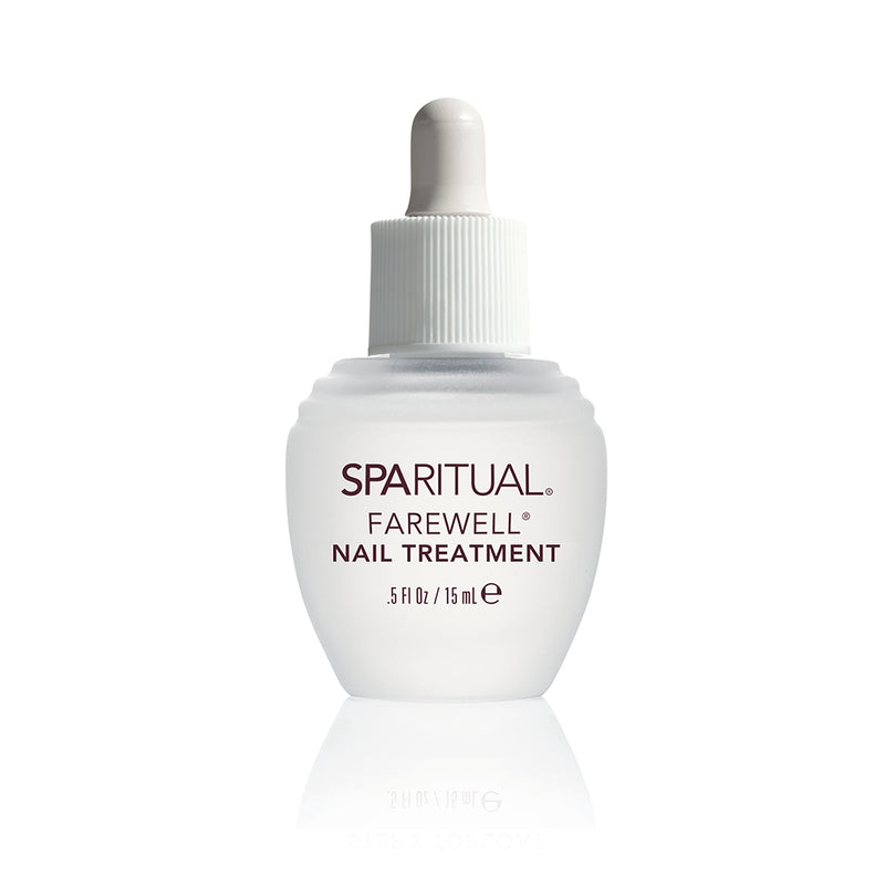 Manicure and Pedicure Essentials - SPARITUAL - FAREWELL® NAIL TREATMENT
