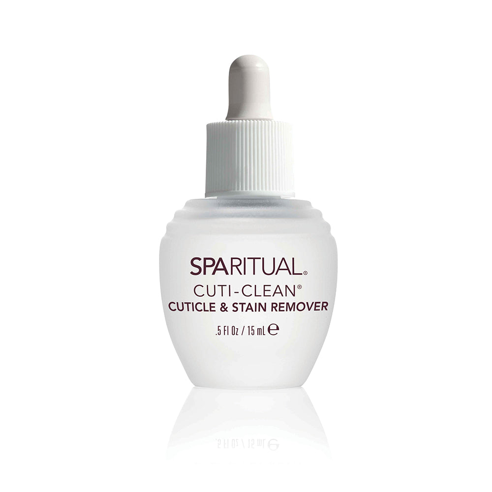 Manicure and Pedicure Essentials - SPARITUAL - CUTI-CLEAN® CUTICLE & STAIN REMOVER