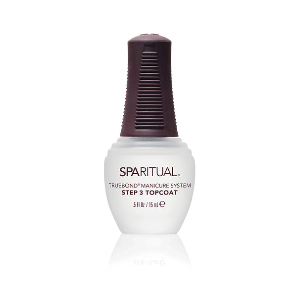 Manicure and Pedicure Essentials - SPARITUAL - TRUEBOND® MANICURE SYSTEM STEP 3 TOPCOAT