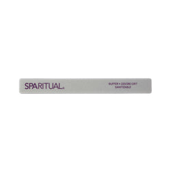 Manicure and Pedicure Essentials - SPARITUAL - 220/280 GRIT SANITIZABLE BUFFER