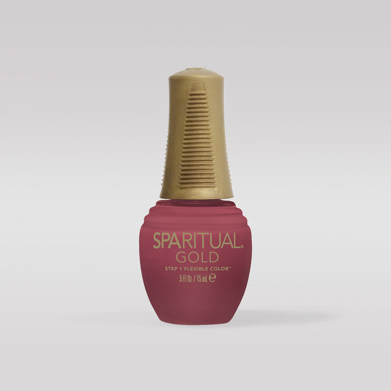 GOLD 2-Step Color - SPARITUAL - Passion Project - Flexible Color